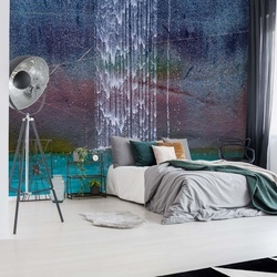 Waterfall Photo Wallpaper Mural