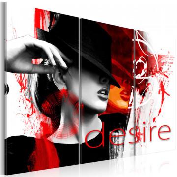 Tablou - Fire of desire