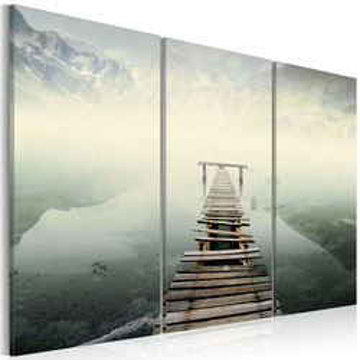 Tablou - Point of no return - triptych