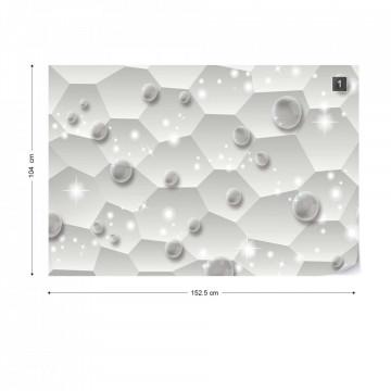 3D Modern Design Photo Wallpaper Wall Mural