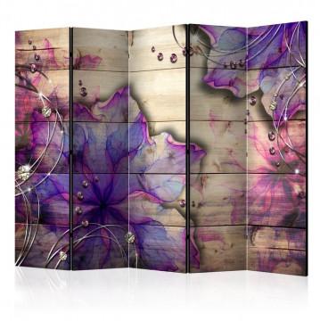 Paravan - Purple Memory II [Room Dividers]