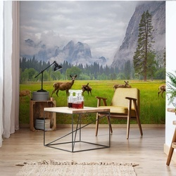 A Feeling Of Ancient Time Photo Wallpaper Mural