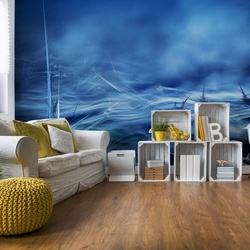 Alien Waters Photo Wallpaper Mural