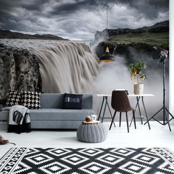 At The Edge Of The World Photo Wallpaper Mural