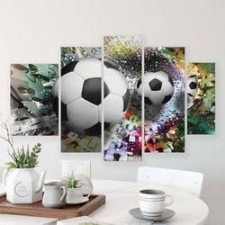 Football & Sport Canvas Photo Print