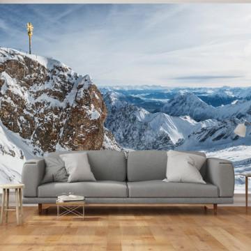 Fototapet - Alps - Zugspitze