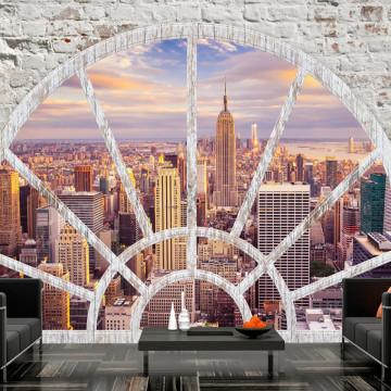 Fototapet autoadeziv - NY - Wonderful view