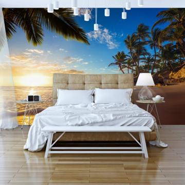 Fototapet autoadeziv - Tropical Beach