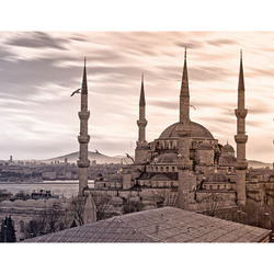 Fototapet - Blue Mosque - Istanbul