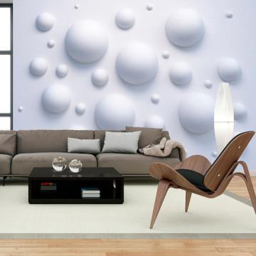Fototapet - Bubble Wall