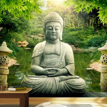 Fototapet - Buddha's garden