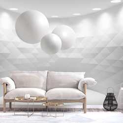 Fototapet - Geometric Room