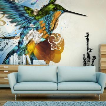 Fototapet - Marvelous bird