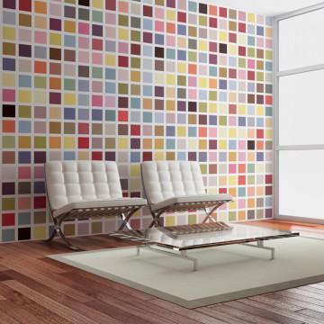 Fototapet - Mosaic of colors