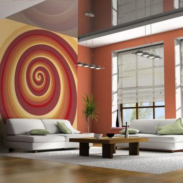 Fototapet - Snail house