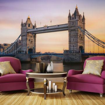 Fototapet - Tower Bridge at dawn
