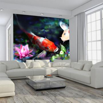 Fototapet - Underwater aquarium