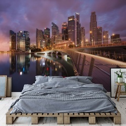 Jubilee Bridge Photo Wallpaper Mural