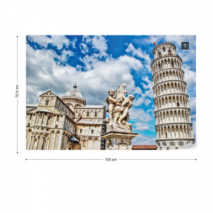Leaning Tower Of Pisa Italy Photo Wallpaper Wall Mural