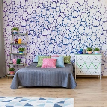 Modern Abstract Pattern Photo Wallpaper Wall Mural
