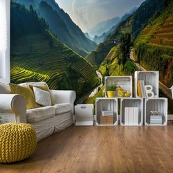 Mu Cang Chai Photo Wallpaper Mural