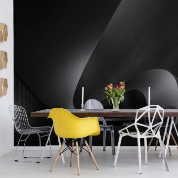 Niemeyer Space Photo Wallpaper Mural