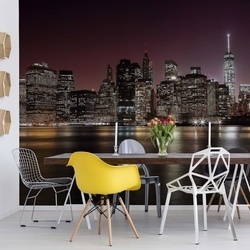 Nyc Skyline Photo Wallpaper Mural