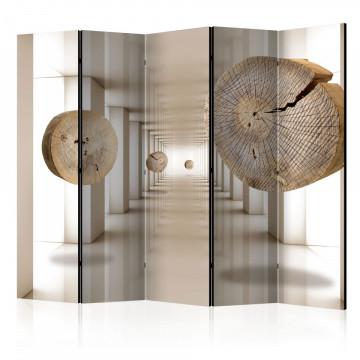 Paravan - Futuristic Forest II [Room Dividers]