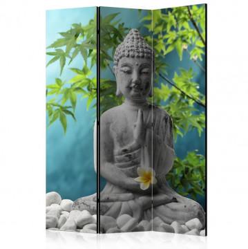Paravan - Meditating Buddha [Room Dividers]