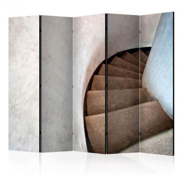 Paravan - Spiral stairs II [Room Dividers]