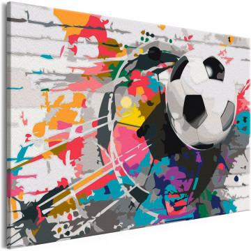 Pictatul pentru recreere - Colourful Ball