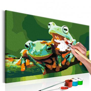 Pictatul pentru recreere - Frogs