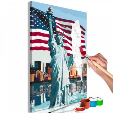 Pictatul pentru recreere - Proud American