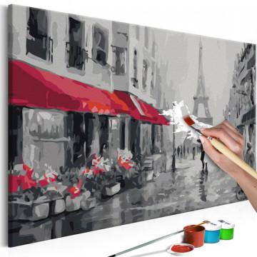Pictatul pentru recreere - Rainy Paris