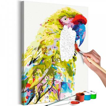 Pictatul pentru recreere - Tropical Parrot