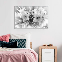Poster - Crystal Lillies