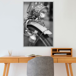 Poster - Lamp and Dynamo