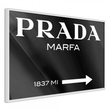Poster - Prada (Black)