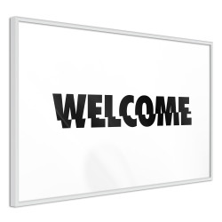 Poster - Welcome