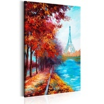 Tablou - Autumnal Paris