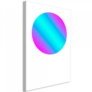 Tablou - Circle Gradient (1 Part) Vertical