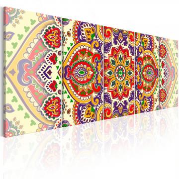 Tablou - Colourful Ornament