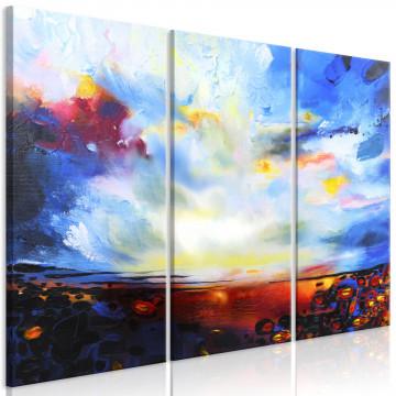 Tablou - Colourful Sky (3 Parts)