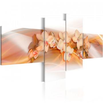 Tablou - Cream colored orchids