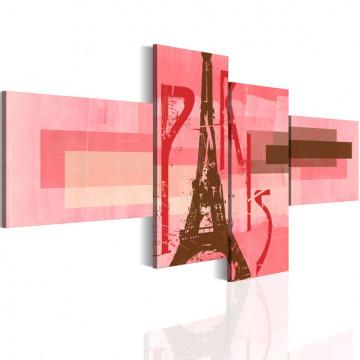 Tablou - Eiffel tower