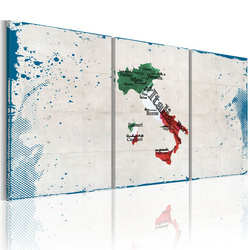 Tablou - Famous places - Italy