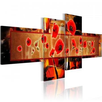 Tablou - Fragrance of redness