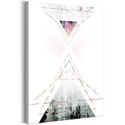Tablou - Geometric Abstraction (1 Part) Vertical