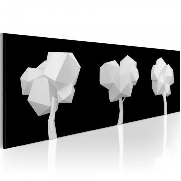 Tablou - Geometrical Trees