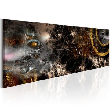 Tablou - Golden Galaxy
